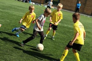 football dziecięcy
