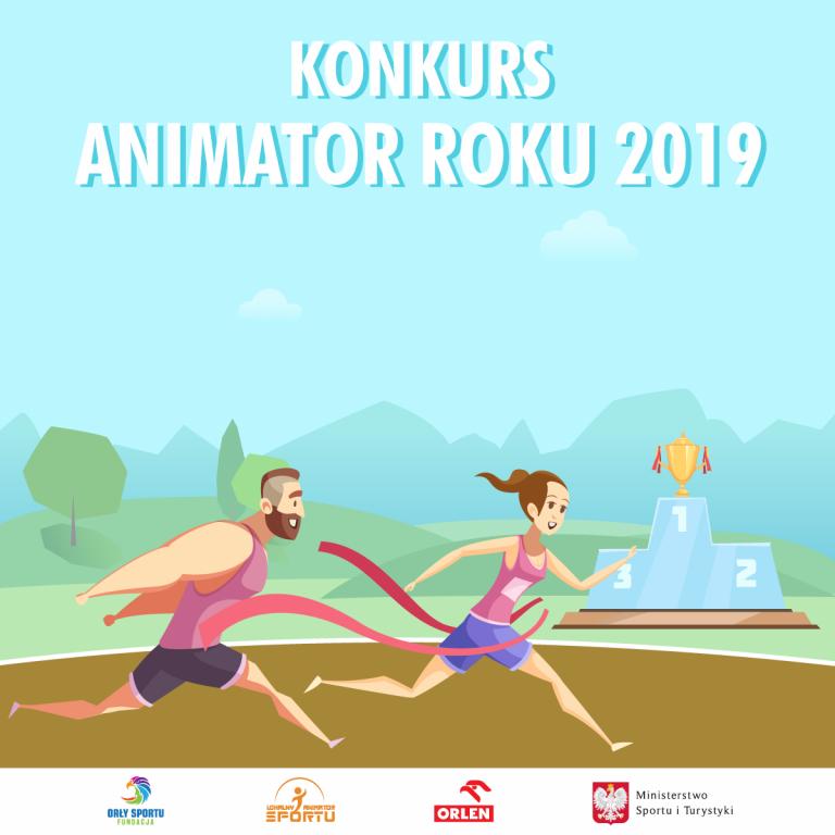 Konkurs Animator Roku 2019