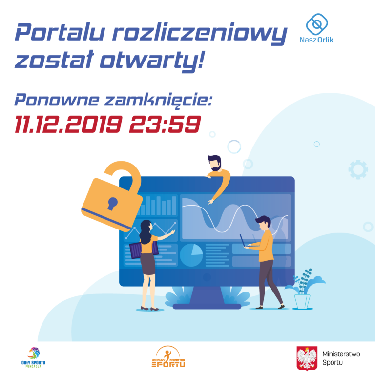 Otwarcie NaszOrlik.pl