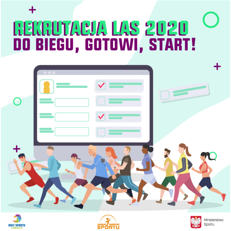 Rekrutacja 2020 start!
