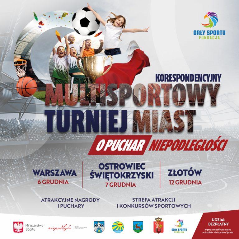 Multisportowy Turniej Miast o Puchar Niepodległości