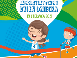 Lekkoatletyczny Dzień Dziecka