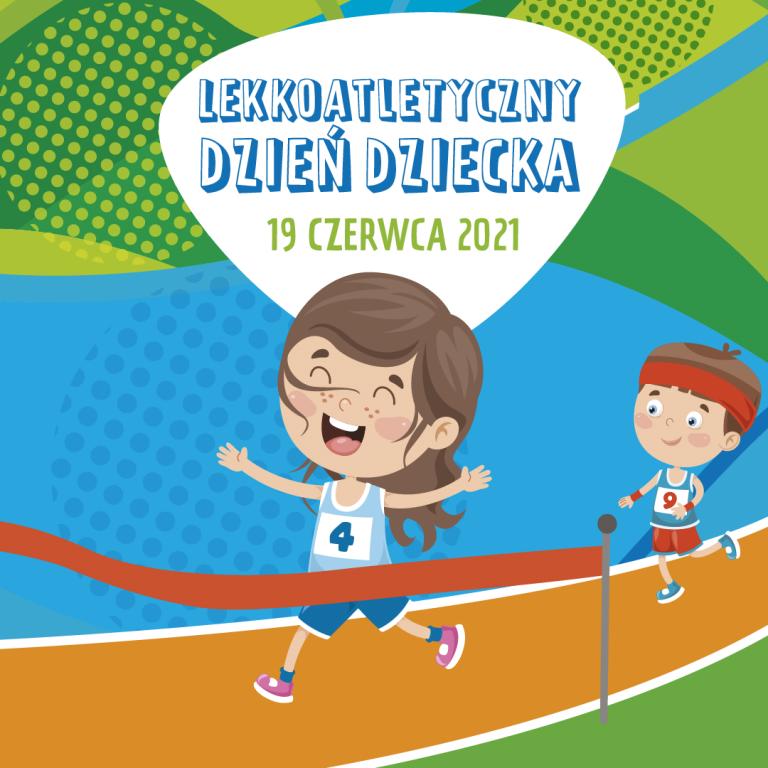 Harmonogram Lekkoatletyczny Dzień Dziecka